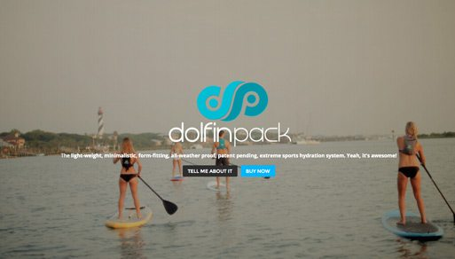 DolfinPack Hydration Pack