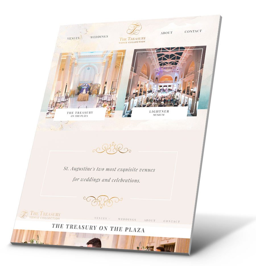 Featured Image For Treasury Venue Collection