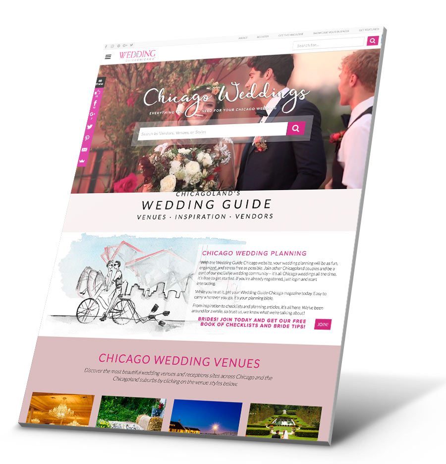 Featured Image For Wedding Guide Chicago