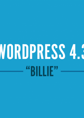 Featured Image For What Was Changed & Added In WordPress 4.3