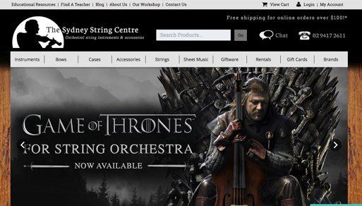 Sydney String Company