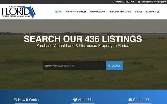 Get Land Florida