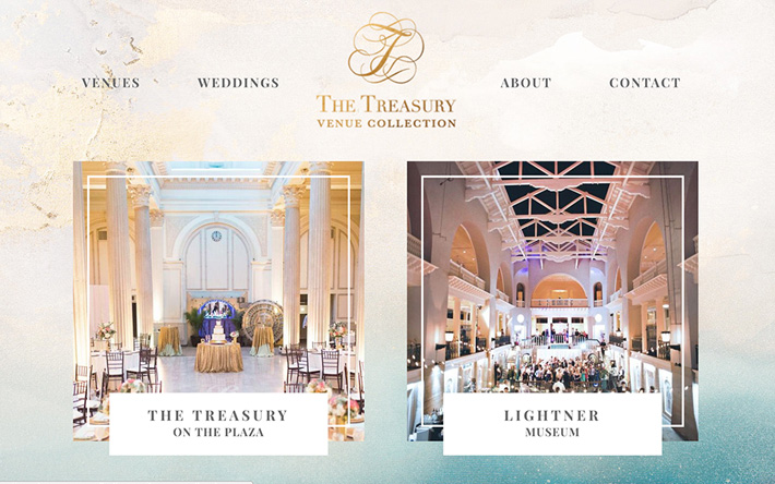 Treasury Venue Collection
