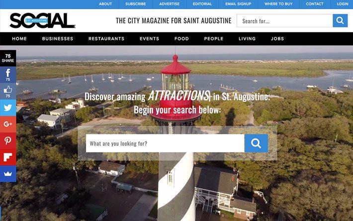 St. Augustine Social