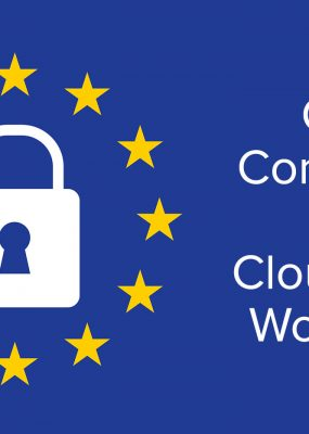 Featured Image For GDPR Compliance With Cloudflare & WordPress