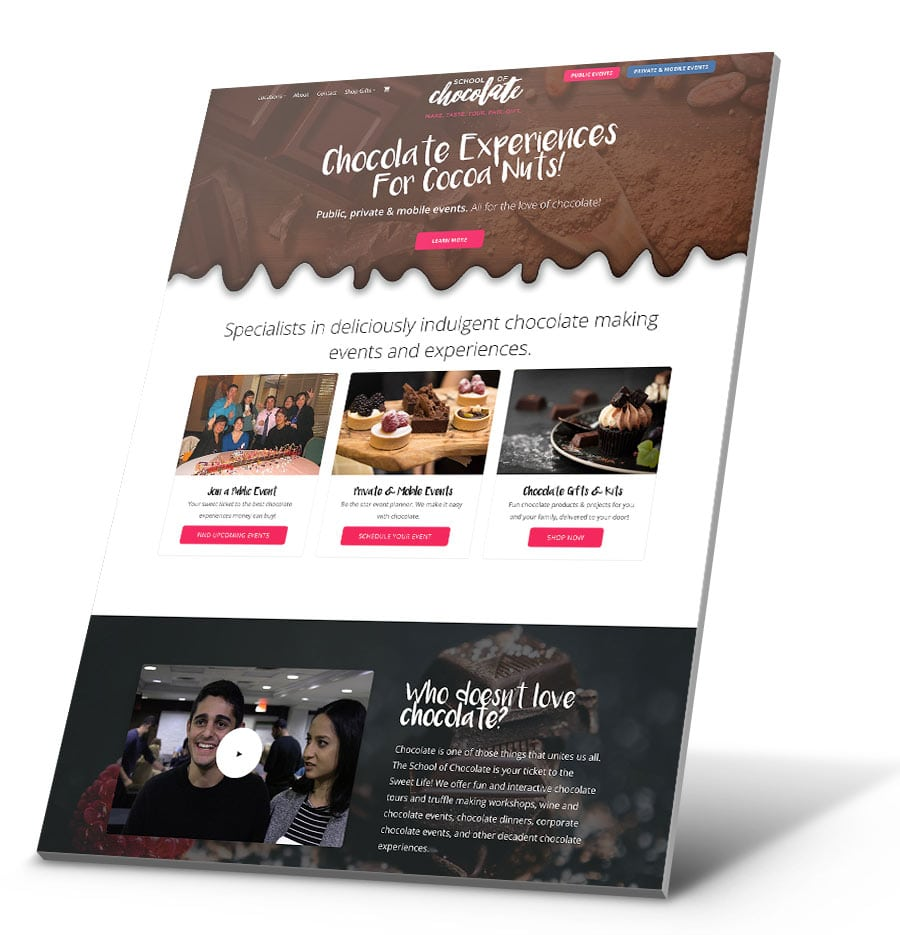 Featured Image For School of Chocolate
