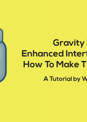 Featured Image For Gravity Forms Enhanced User Interface Not Working In Popup